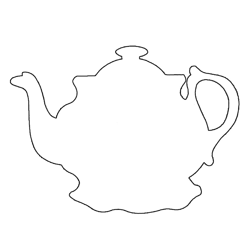 Templates  clipart teapot Pinterest More tea tea pot