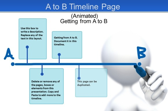 Creative clipart powerpoint 580x382  Timeline For Clipart