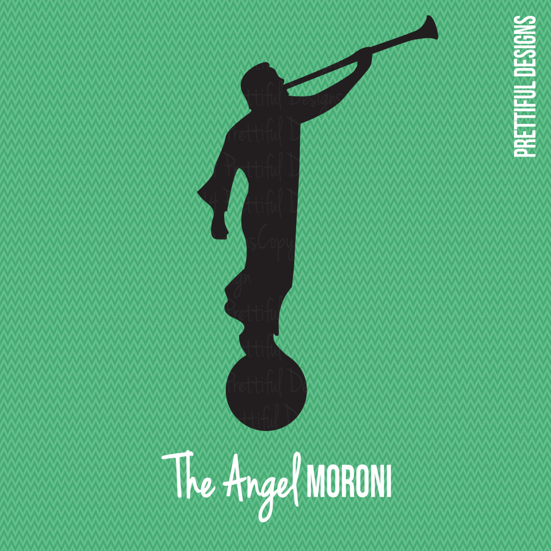 Temple clipart angel moroni Moroni LDS Mormon item? Angel