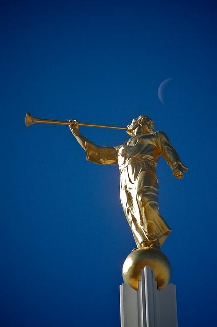 Temple clipart angel moroni Více nejlepších Angel na moroni