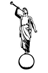 Temple clipart angel moroni On moroni · ideas Lds