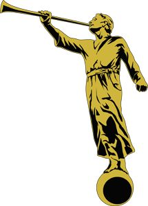 Temple clipart angel moroni Best 25+ on Angel Clipart