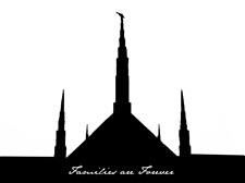 Temple clipart boise Silhouettes FRIDAY Planning: FREEBIE –