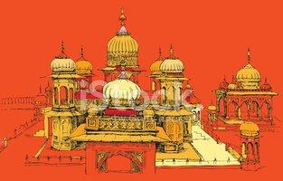 Dome clipart temple #15