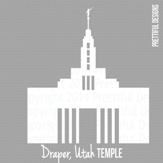 Temple clipart draper Clip Studio png Vector ILoveToSeeTheTemple