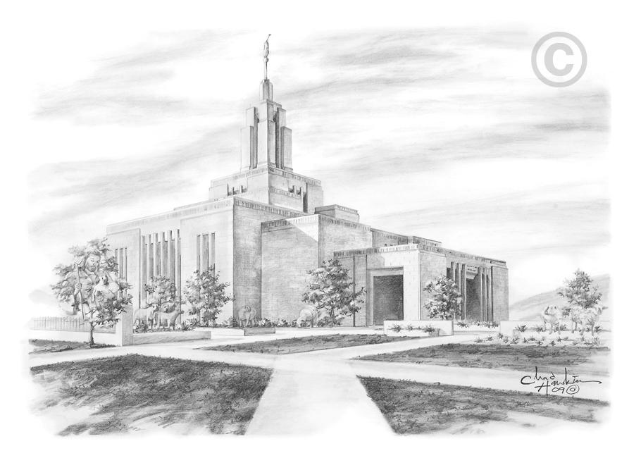 Temple clipart draper Temple in com DRAPER) Utah