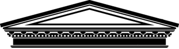 Temple clipart greek art Images art vector Free at