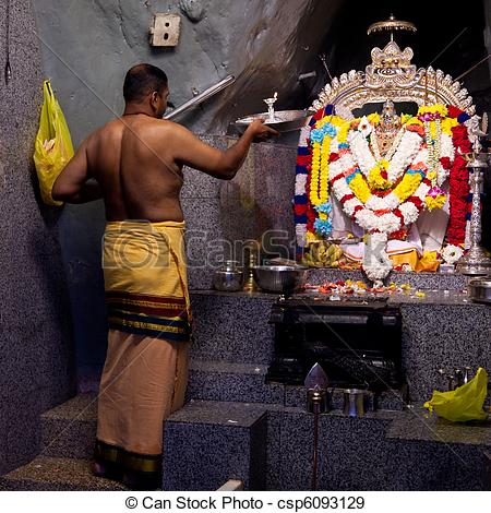 Temple clipart hindu man The man man Hindu at