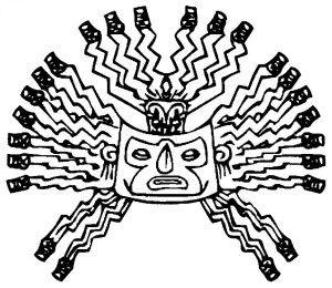 Totem Pole clipart inca Inca empire coloring Best Empire