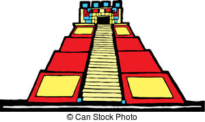 Temple clipart incan Mayan designed Mayan 11 Temple