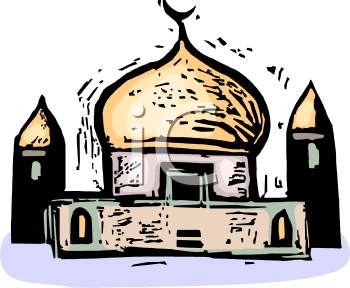 Temple clipart islamic Free Clipart Temple Royalty