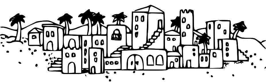 City clipart ancient Of Art Clip Free City