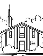 Building clipart lds church Temples 20+ pages LDS on