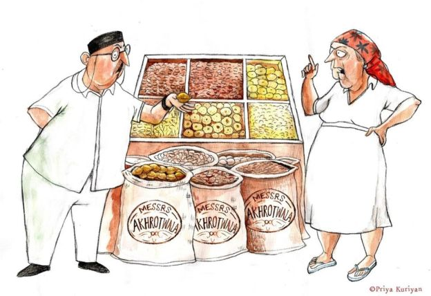 Temple clipart parsi BBC News food How inspires