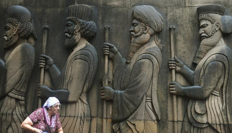Temple clipart parsi Parsis  at Parsi gathering