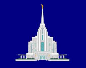 Temple clipart rexburg Idaho Temple Rexburg Design Machine