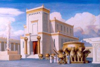 Temple clipart solomons The temple DWELLING Solomon's Word