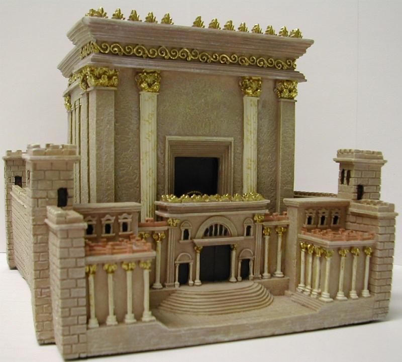 Temple clipart solomons Solomon vessels Jerusalem Temple the