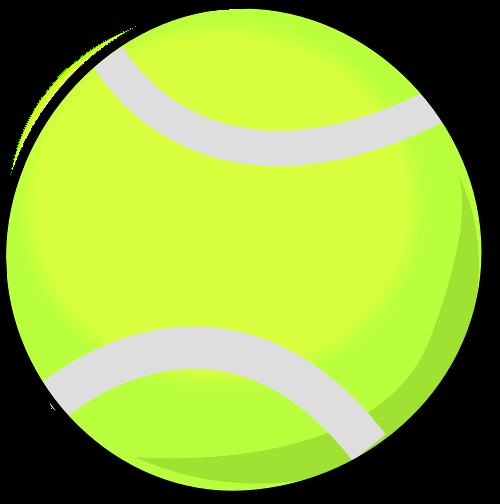 Tennis Ball clipart Hostted clipart clip Tennis Tennis