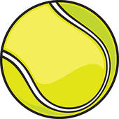 Tennis Ball clipart Clipart Black Ball tennis%20ball%20clipart%20black%20and%20white And