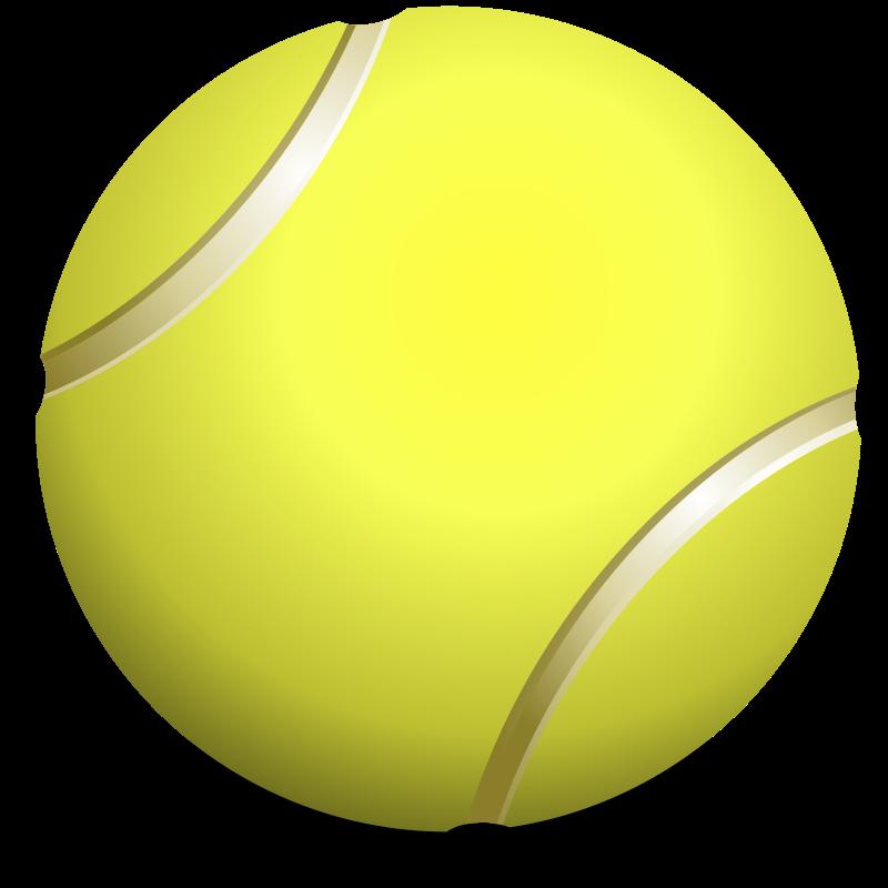 Golf Ball clipart sport ball Ball Tennis cartoon clipart 3D