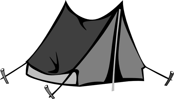Tent clipart striped Free Panda Art Tent Art