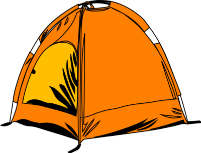 Tent clipart striped Tent famclipart Clipart All free