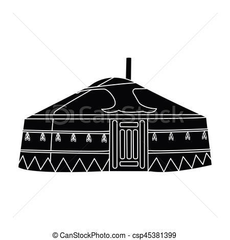 Tent clipart ancient  EPS ancient single tent