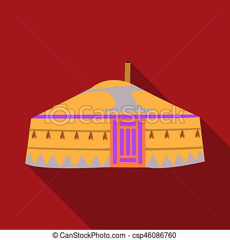 Tent clipart ancient Mongolian Mongolia Housing Mongols patterns