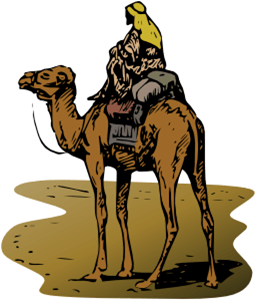 Arab clipart tent Camel Arab His  and