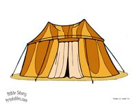 Tent clipart biblical Best Pin Pinterest ABRAHAM on