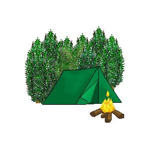 Tent clipart campout Clipart Free Panda Images Clipart