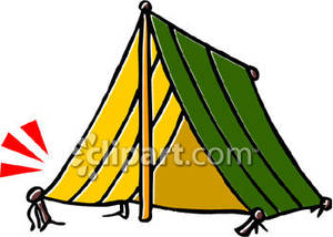 Tent clipart campsite A Free Camping Royalty Royalty