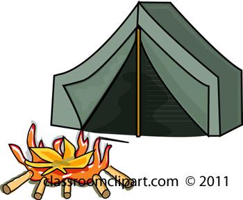 Tent clipart campsite Campfire_symbol Search Campfire Results Size: