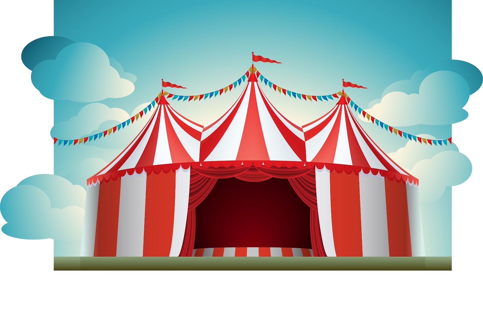 Carneval clipart tent sale Clip Background art Cliparts Carnival