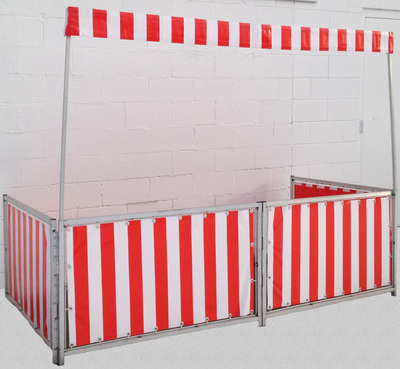 Tent clipart carnival games Booths 00 EACH/DAY Games $25