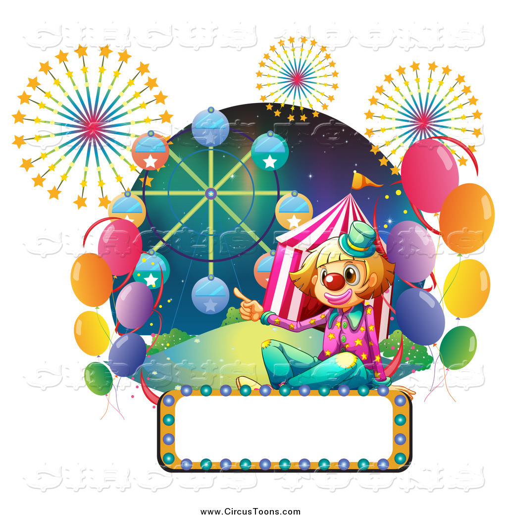 Tent clipart carnival ride Circus and with Carnival Page