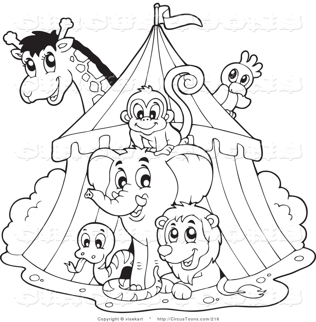 Tent clipart coloring page Art  black White clip