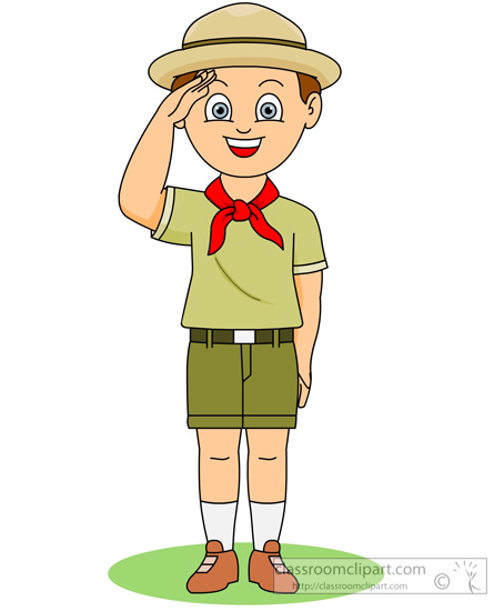 Hiking clipart salute Collection tent Vader Boy Boy