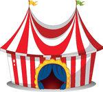 Tent clipart fun fair Party Clipart Tent Clipart leaflet%20clipart