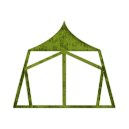 Tent clipart green Tent Tags » » Camping