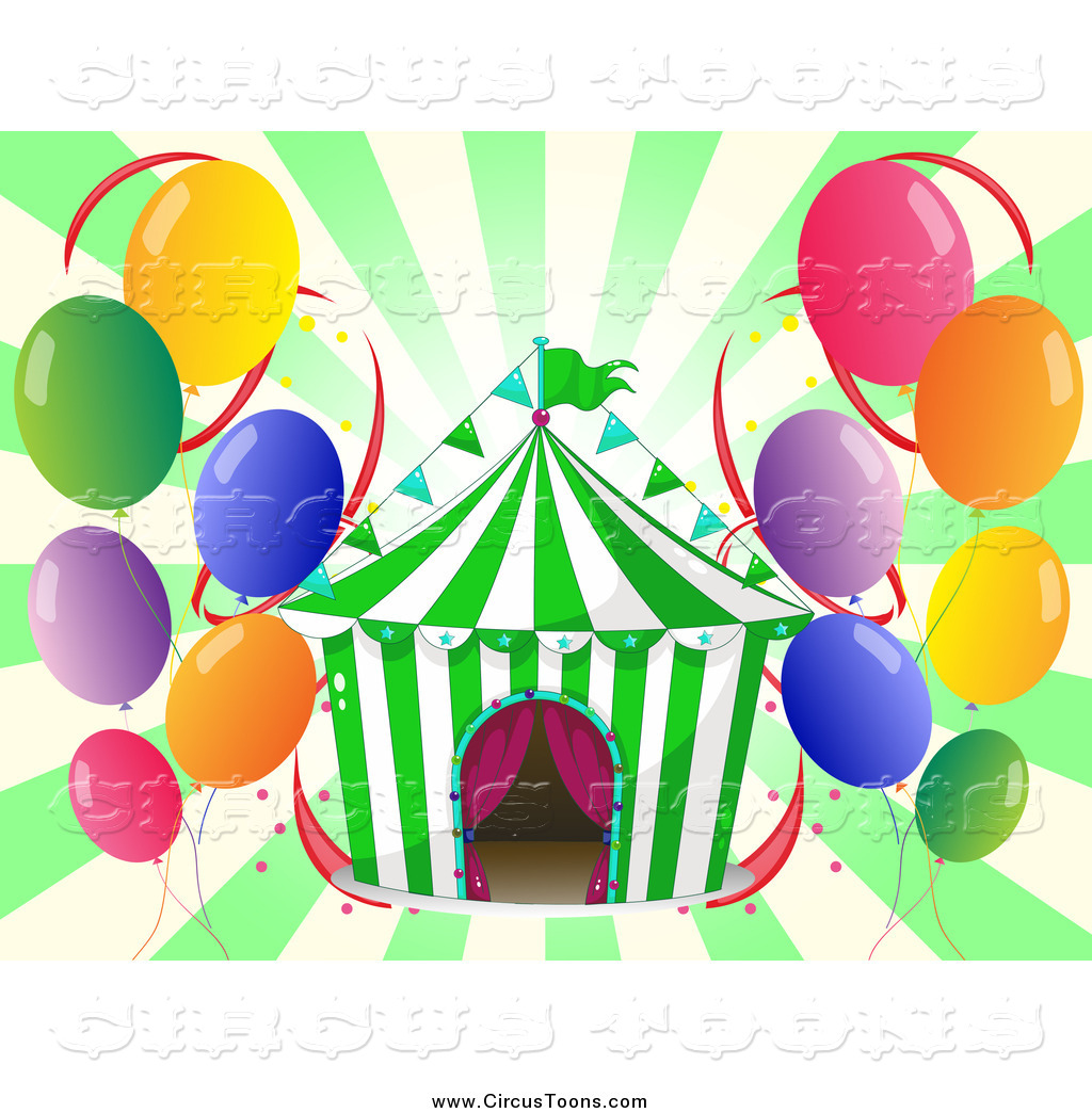 Tent clipart green Green Rays a Rays a