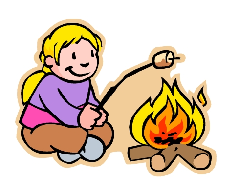 Camping clipart school camp Clipartbold kids summer Camping art