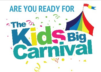 Tent clipart kids carnival Image of Perth Big Courtesy