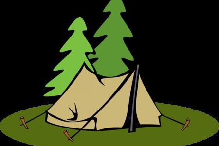 Tent clipart panda Art Tent  Art Success