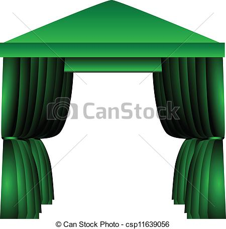 Canopy clipart canopy tent Of Tent a  Party
