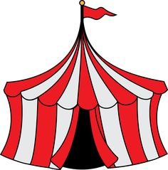 Tent clipart printable  images circus arts/ Circus