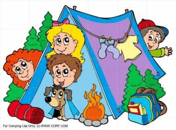 Tent clipart school camp Tent please it 1:30 at