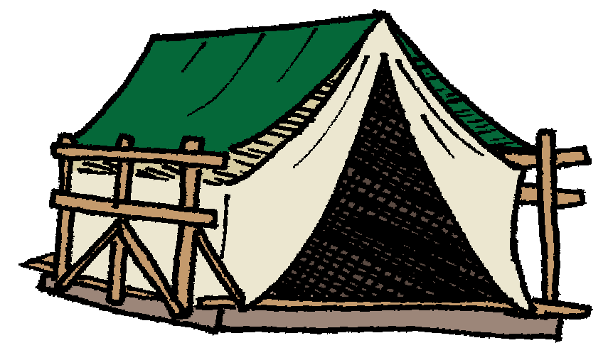 Tent clipart science camp A Away tents Camps Platform