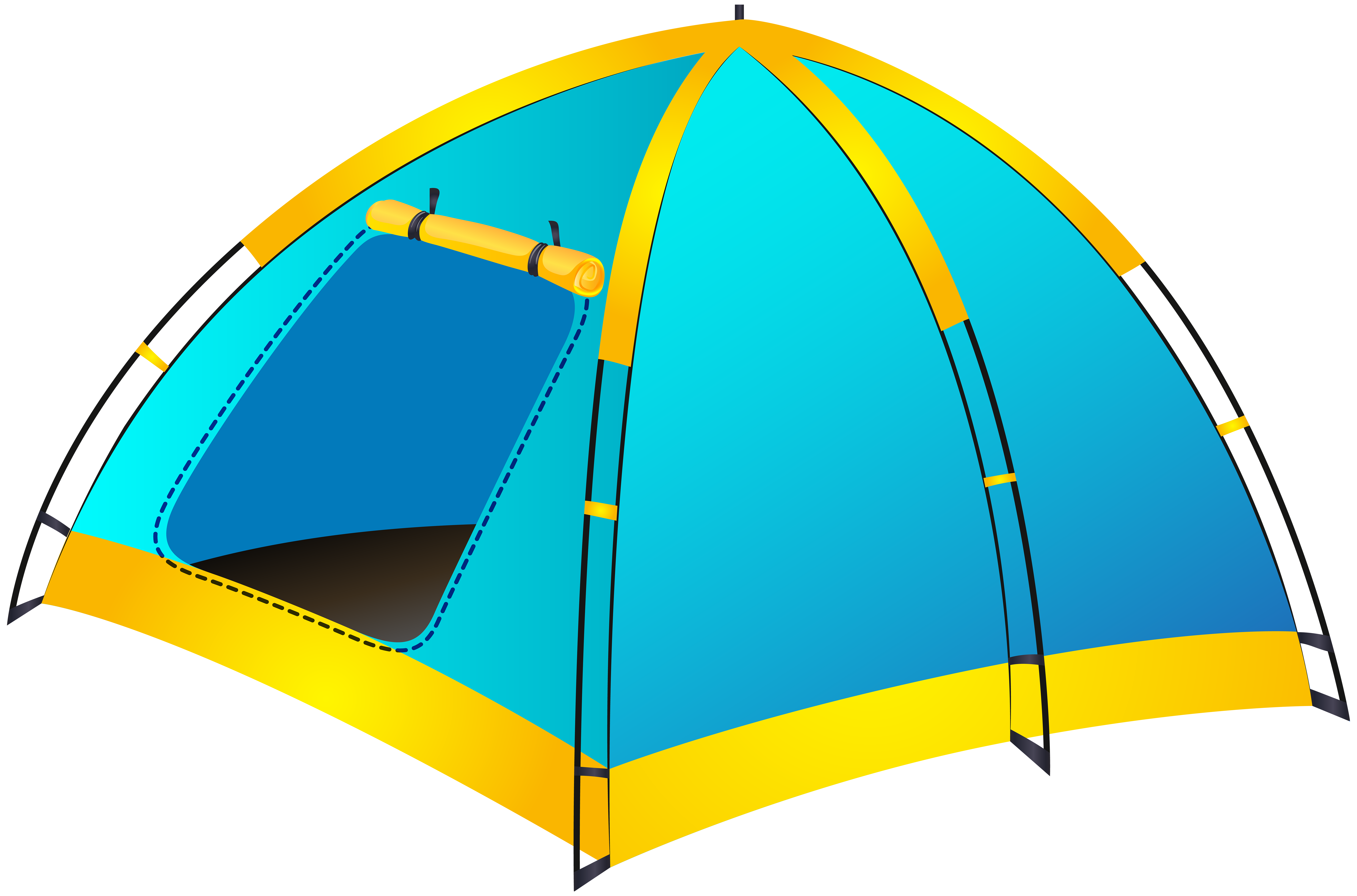 Tent clipart teal View size Image Blue Art